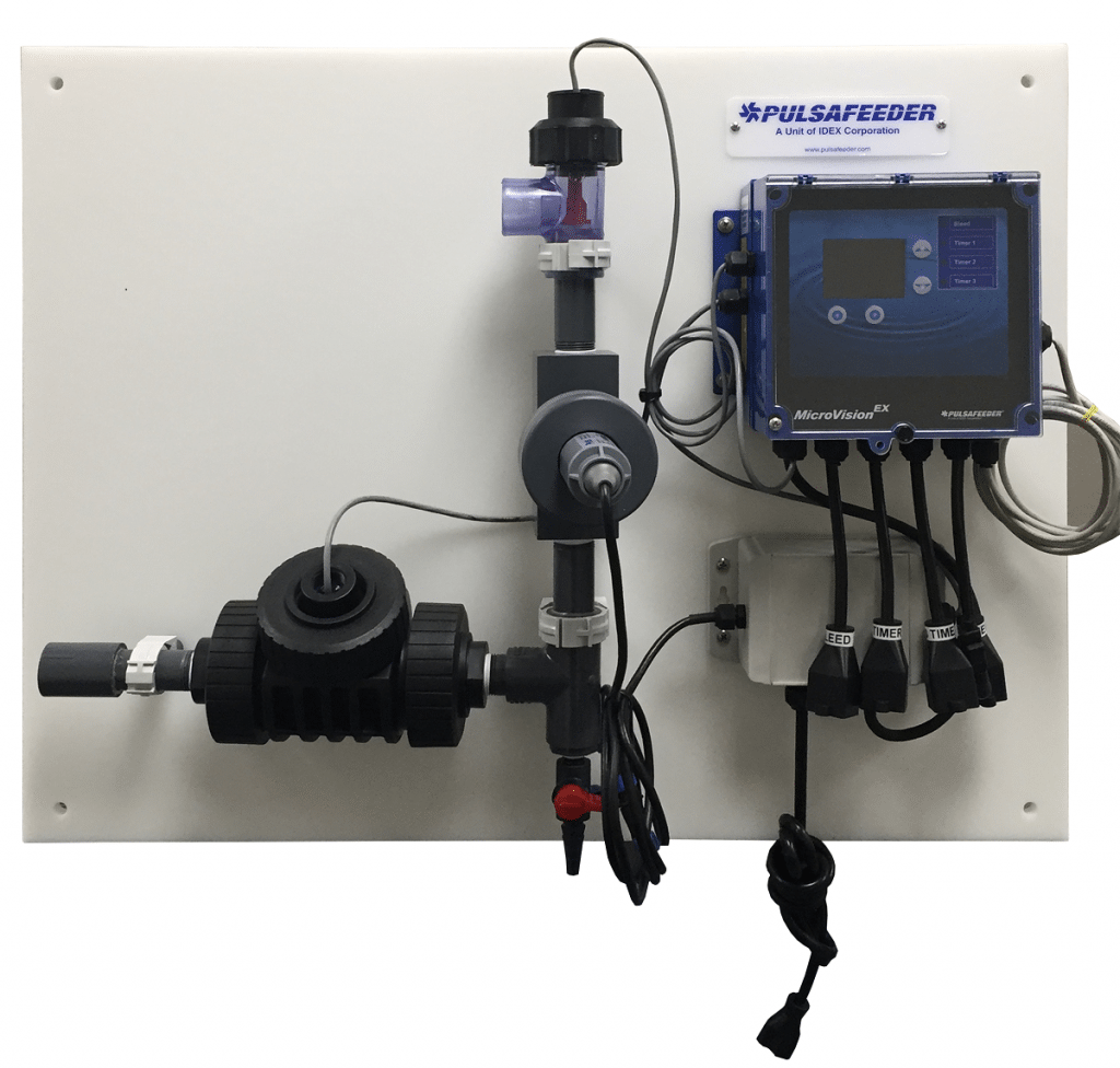 Pulsafeeder Controller   Bond Water Technologies, Inc